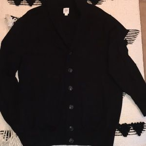 Men's Gap Button Sweater